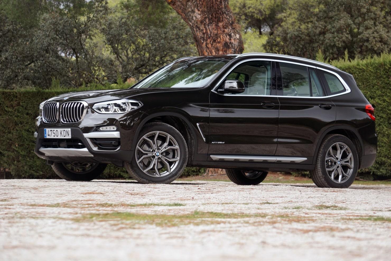 Contacto BMW Serie 6 GT y X3: Tecnología y equipamiento al más alto nivel