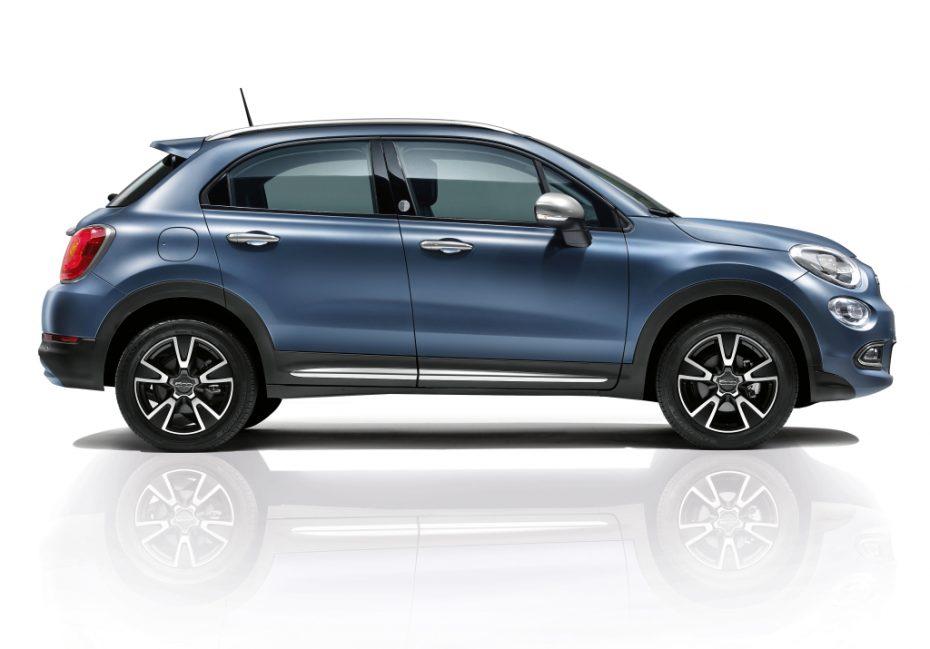 El Fiat 500X estrena edición especial «Mirror»: Mejora la relación valor-precio