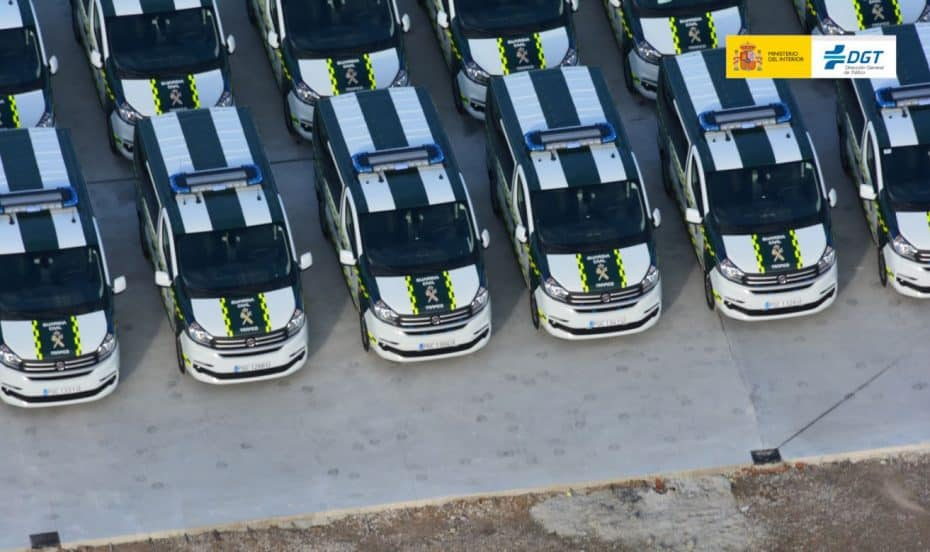 ¡La DGT se va de compras!: 156 furgonetas a una media de 42.948 euros la unidad…