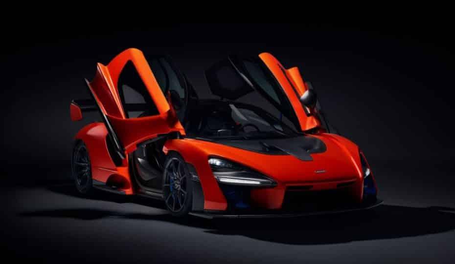 Así son los descabellados precios del catálogo de opciones del McLaren Senna ¡Más de 400.000 dólares en extras!