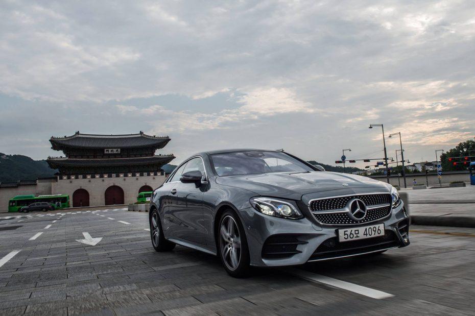 Ventas enero 2018, Corea del Sur: El Mercedes Clase E se cuela en el Top10 por primera vez