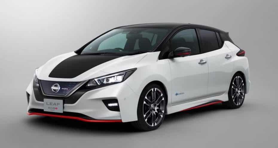 Nissan nos adelanta algunos de sus concepts que veremos en el Tokyo Auto Salon 2018