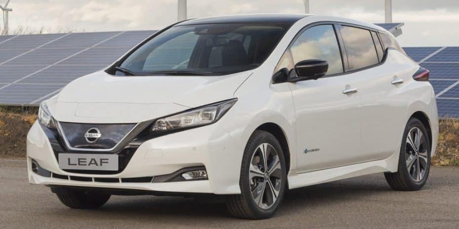 Así es la gama española del nuevo Nissan Leaf: Cuatro acabados y un mismo motor