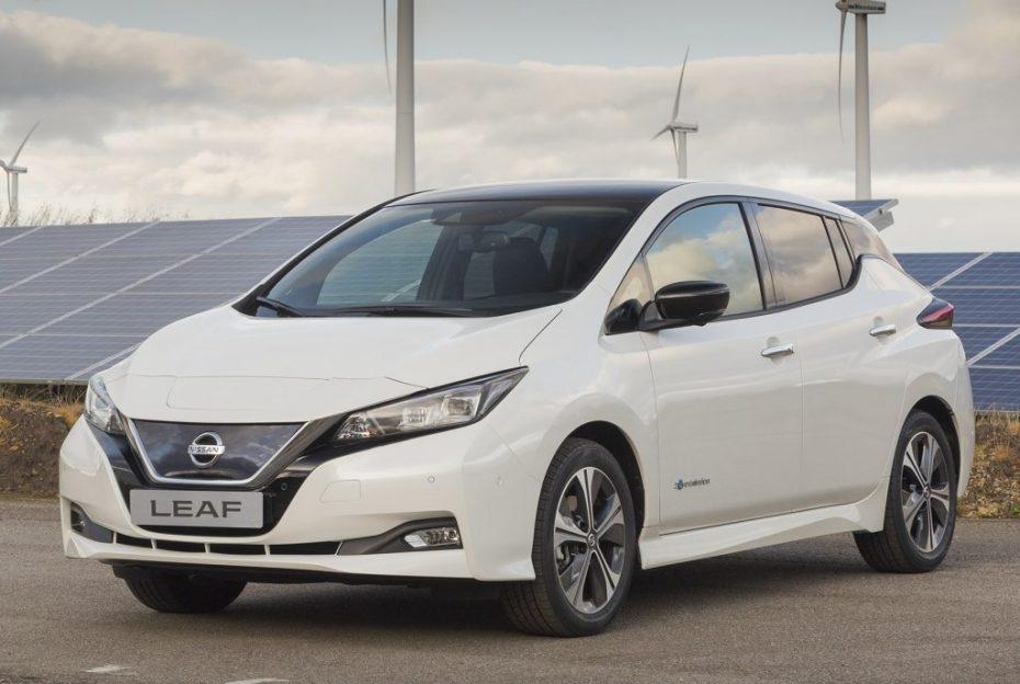 El Nissan Leaf recibe más de 18 mil pedidos en Europa en seis meses