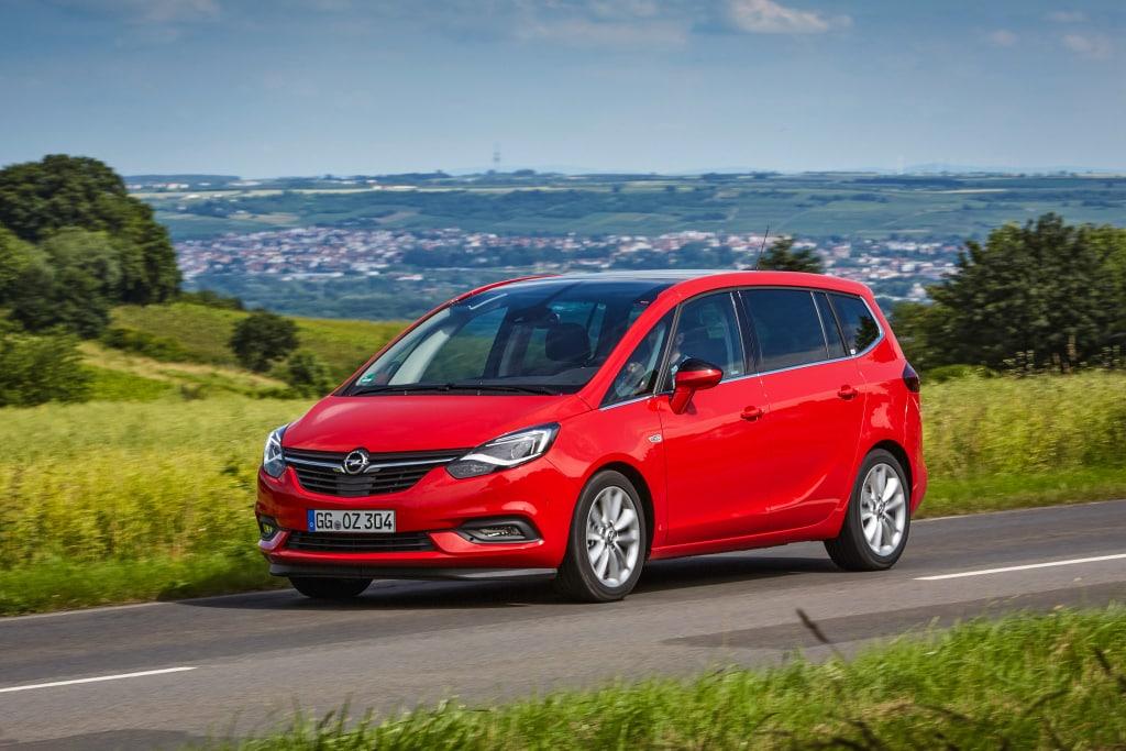 Así es la nueva gama Opel Zafira para el mercado español: Estrena acabados