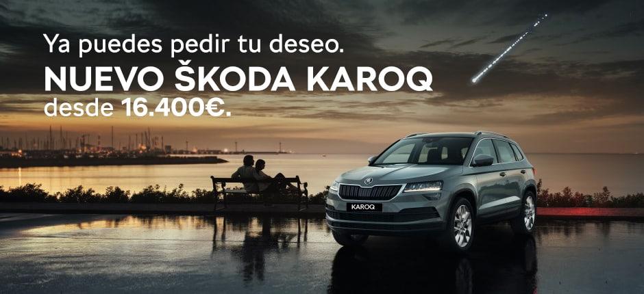 Si vives en Canarias, tienes un Skoda Karoq desde 16.400 €
