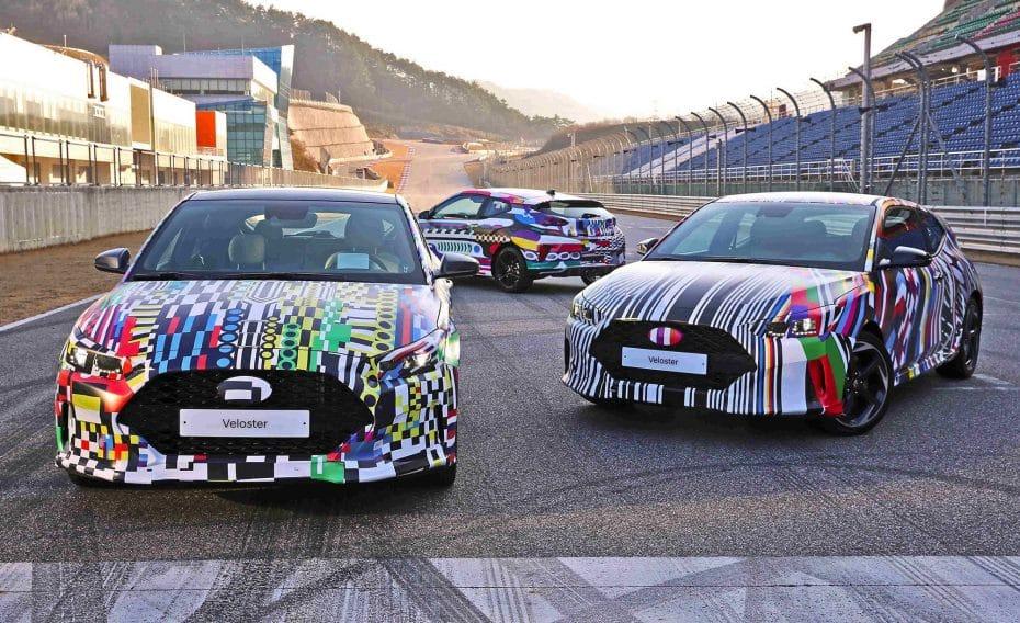 La segunda generación del Hyundai Veloster será presentada en enero