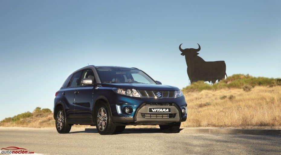 Nuevo Suzuki Vitara «Toro»: Edición especial desarrollada con Bodegas Osborne