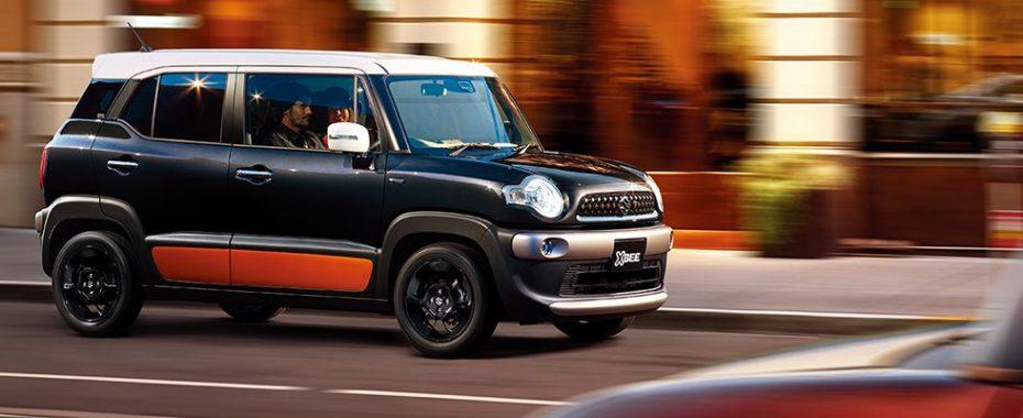 El Suzuki Xbee finalmente a la venta: De concept a realidad en pocas semanas