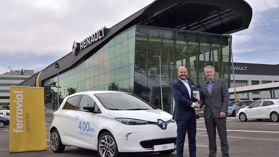Estos fueron los eléctricos más vendidos en España durante noviembre: El ZOE de Renault, domina