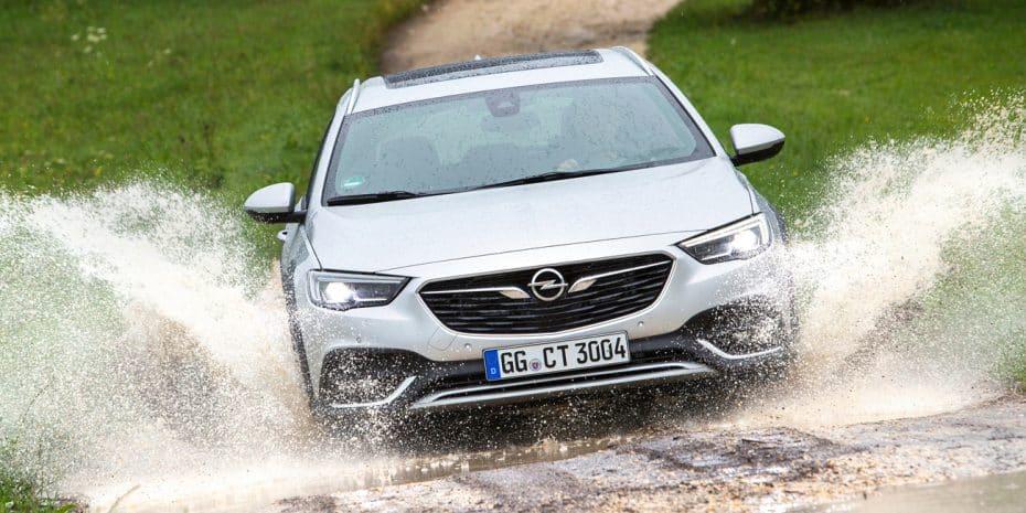 El nuevo Opel Insignia acumula ya más de 100.000 pedidos en menos de un año
