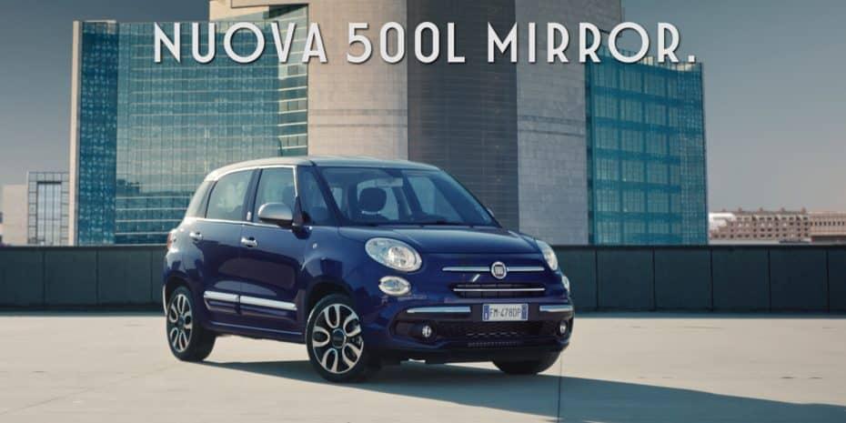 """Ya a la venta el Fiat 500L """"Mirror"""": Precios y equipamiento para España"""