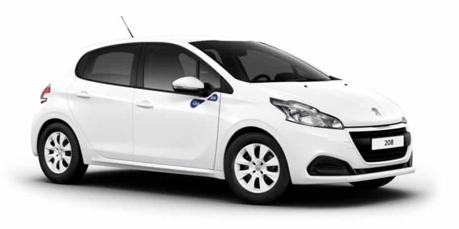 Nueva edición especial «Like» para el Peugeot 208: Por menos de 9.000 €