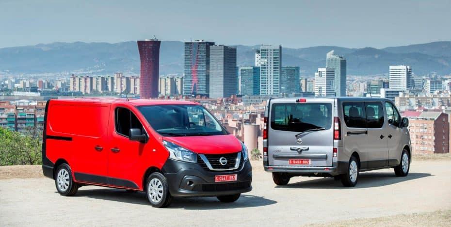 Así fueron las ventas de furgones en España: Ford domina en marcas y modelos