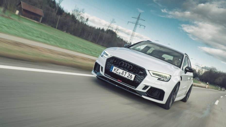 ¡Maldito dinero!: El ABT Audi RS3 de 500 CV ya tiene precio y te puede cuadrar…