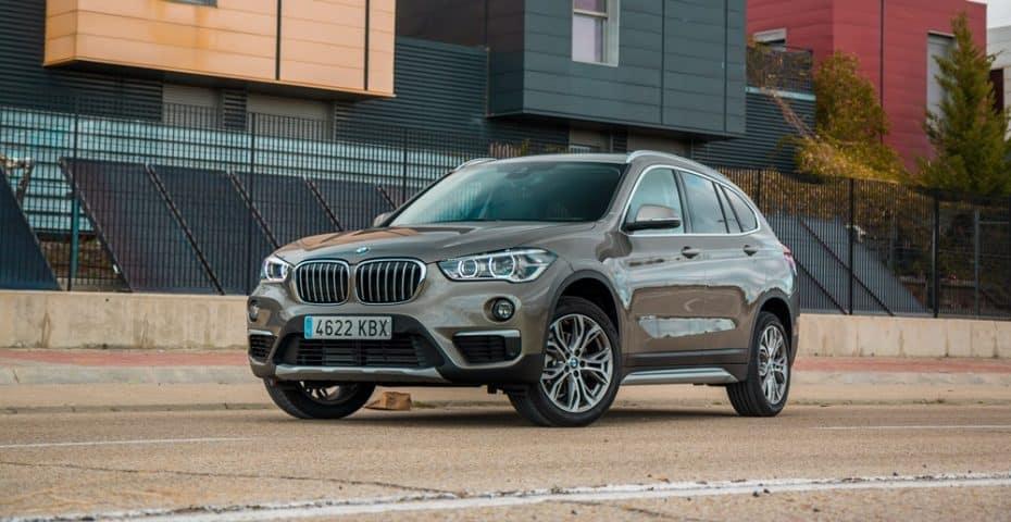 Prueba BMW X1 sDrive18d AT8 X-Line 150 CV: Querrás comprarte un SUV como este