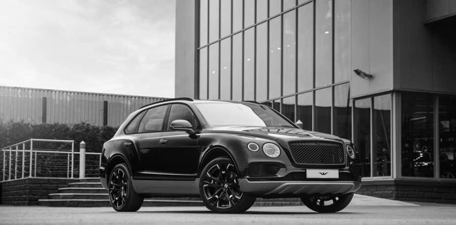 El Bentley Bentayga es una exótica base para los preparadores: Wheelsandmore le extrae 100 CV extra