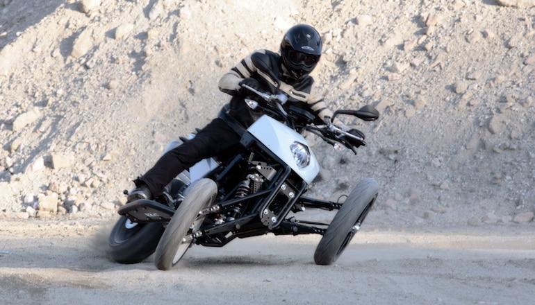 Yamaha apuesta fuerte por las tres ruedas y ahora se hace con la empresa noruega BrudeliTech