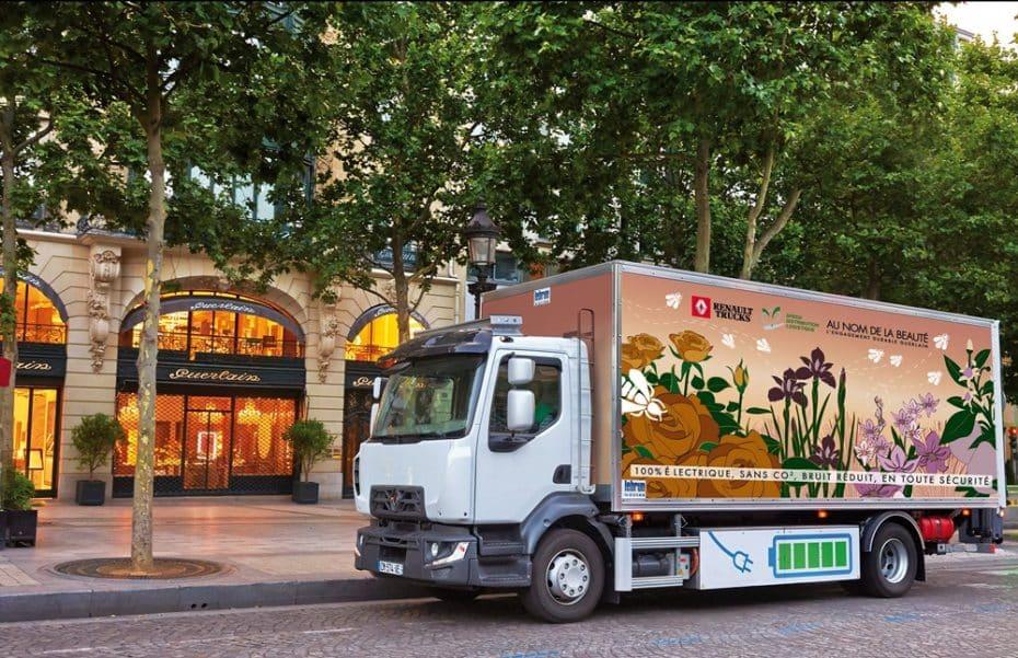 Renault Trucks comercializará sus camiones eléctricos a partir del próximo año