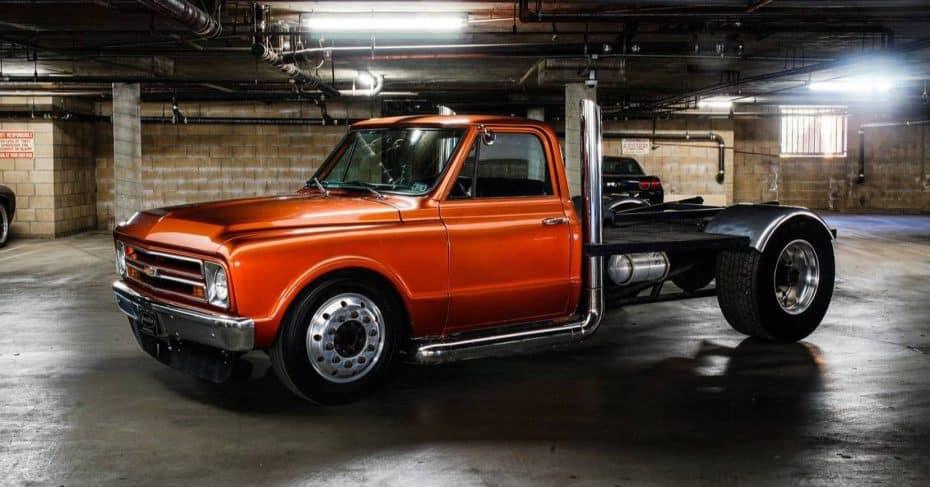 ¡Vendido! Si eres un auténtico fan de Fast & Furious recordarás este Chevrolet C-10 de 1967