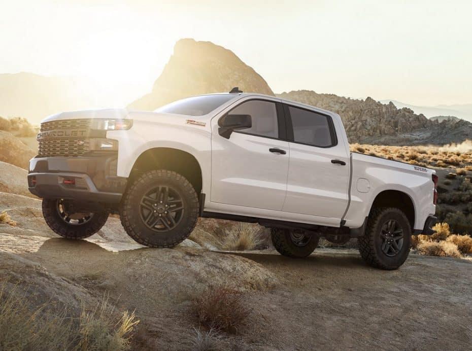 Chevrolet Silverado 2019: Más ligero, más potente, más fresco y, sobre todo, más americano