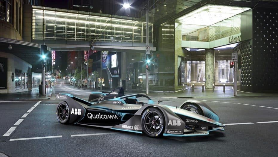 Así son los nuevos monoplazas de la Fórmula E: Diseño, tecnología y nuevas baterías con más autonomía