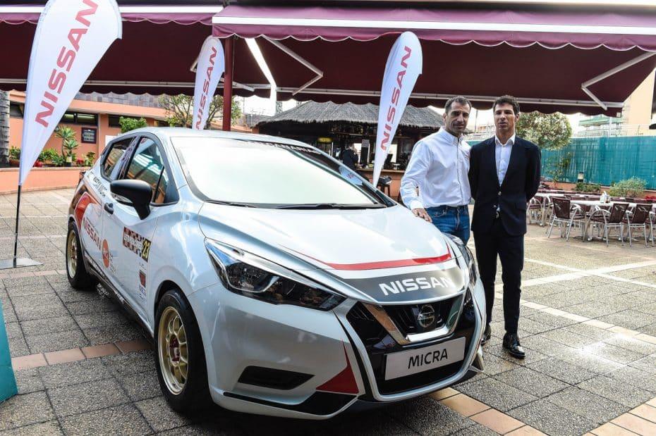 Nissan presenta la Copa Micra 2018: El regreso de un campeonato lleno de adrenalina y diversión