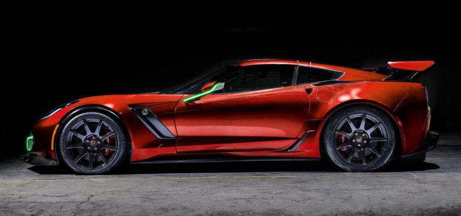 El Genovation GXE vuelve a romper su propio récord de velocidad para un vehículo eléctrico