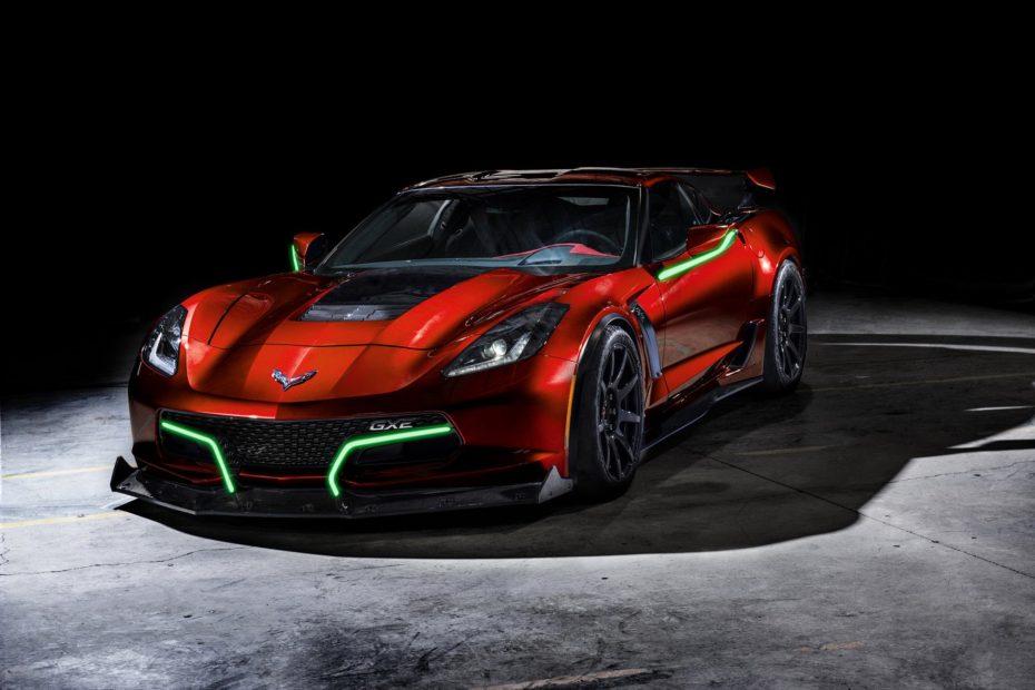 Así es el Genovation GXE definitivo: ¿Pagarías 750.000 dólares por un Corvette eléctrico con 800 CV?
