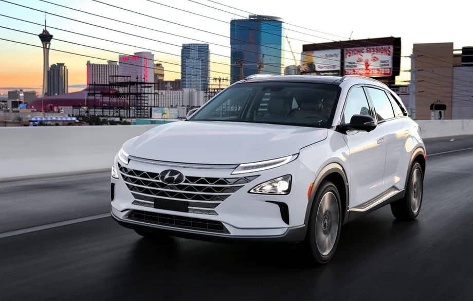 El Hyundai Nexo ya está a la venta en España