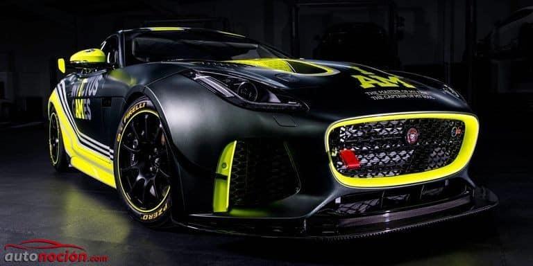 Por fin conocemos el Jaguar F-Type GT4 y ha sido creado por una muy buena causa