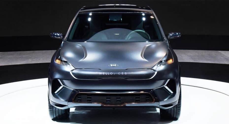 ¡Todos a por Tesla! Kia Niro EV Concept: Un derroche de tecnología que veremos en el futuro de la marca