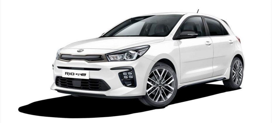 Kia Rio GT-Line: El coreano recibe el acabado más deportivo para plantar cara al SEAT Ibiza FR