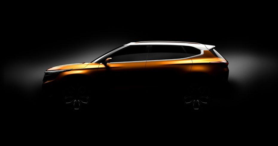 El Kia SP Concept nos adelanta un nuevo crossover compacto: En principio sólo lo verás en India