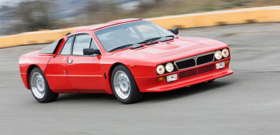 Este Lancia 037 Stradale acaba de ser restaurado y ahora será subastado por una cifra astronómica