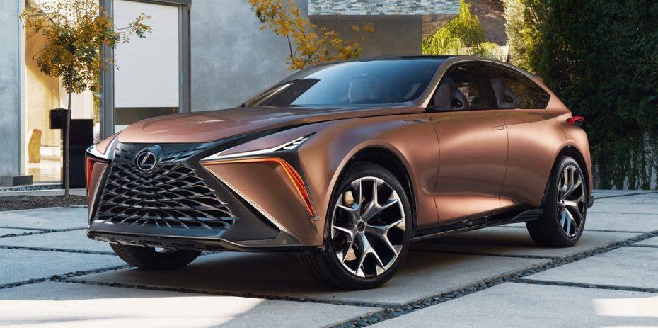 Lexus nos adelanta el futuro con el 'LF-1 Limitless Concept': Un SUV de líneas vertiginosas