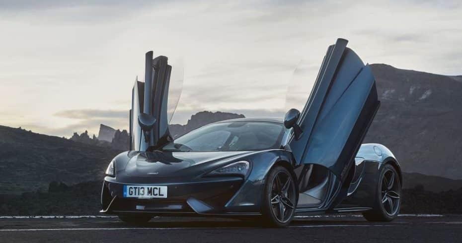 McLaren venderá una versión más deportiva y extrema del 570GT: Así es el 'Sport Pack'