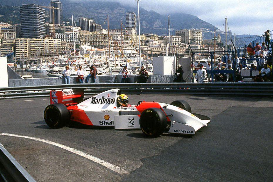 El mítico monoplaza que llevó a Ayrton Senna a la victoria en Mónaco en 1993 busca nuevo hogar