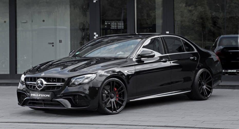 Wheelsandmore no quiere que tu Mercedes-Benz Clase E se quede corto ¡Hasta 680 CV para la gama!