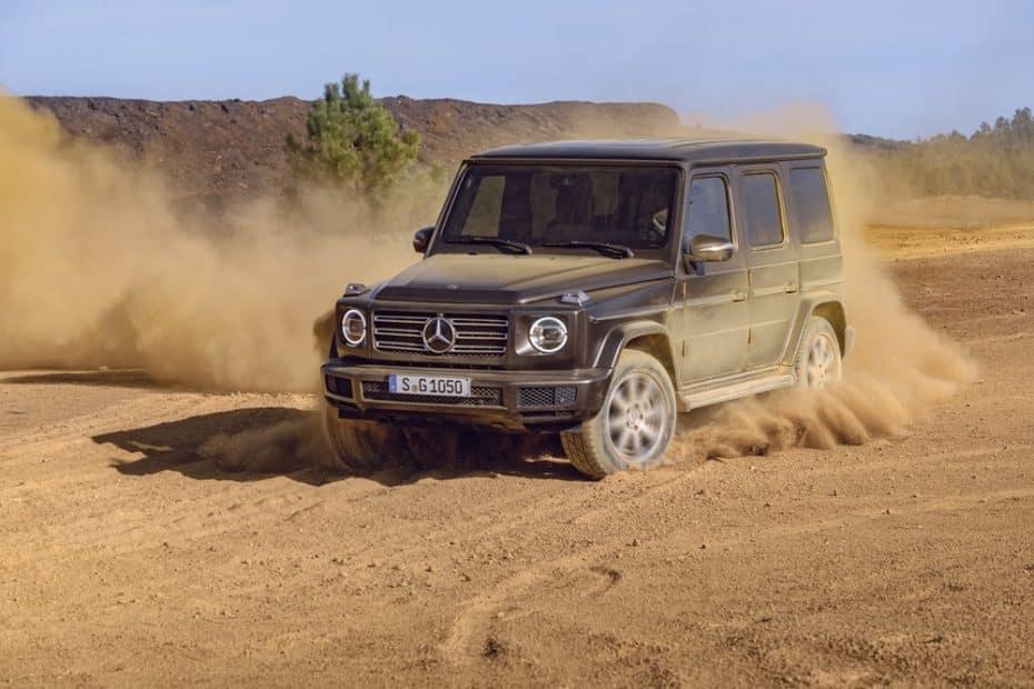¡Oficial! Así es el Mercedes-Benz Clase G 2018: El icono se reinventa para ser más Clase G que nunca