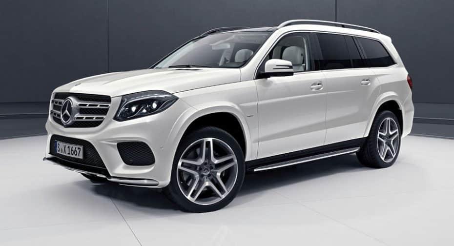 Mercedes-Benz GLS Grand Edition: El SUV más lujoso de la estrella, ahora a ambos lados del Atlántico