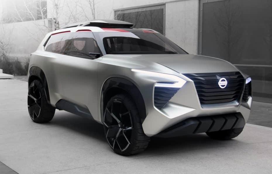 Nissan Xmotion Concept: Un diseño radical para un SUV musculoso y repleto de tecnología