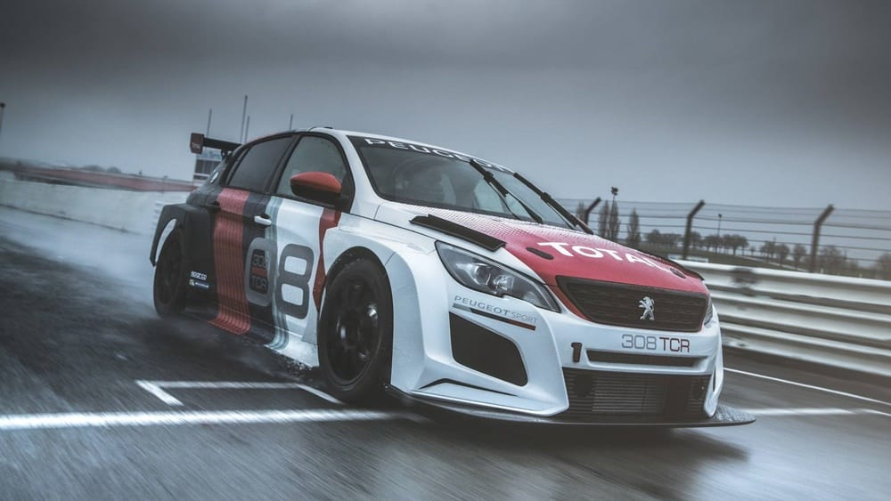 ¿Más de 110.000 euros por un Peugeot? Quizás si es por la última bestia de Peugeot Sport para el TCR…