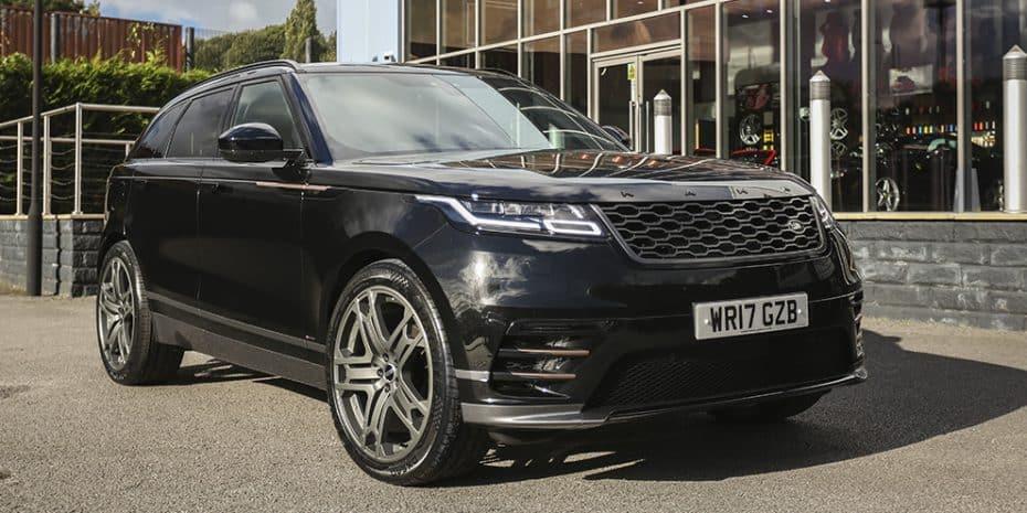 Khan Design nos trae un Range Rover Velar más lujoso y deportivo, no te podrás resistir…