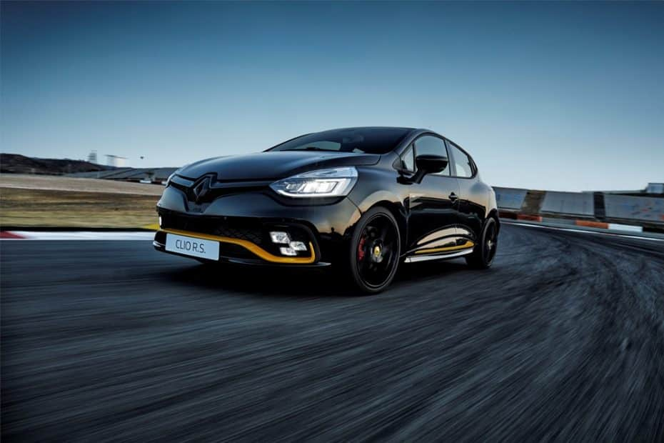 El Renault Clio RS18, ya a la venta en España: Algo caro