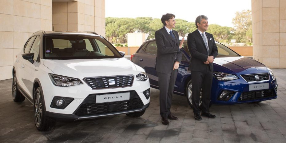 Además del Ibiza y León, SEAT ensamblará el Arona en Argelia