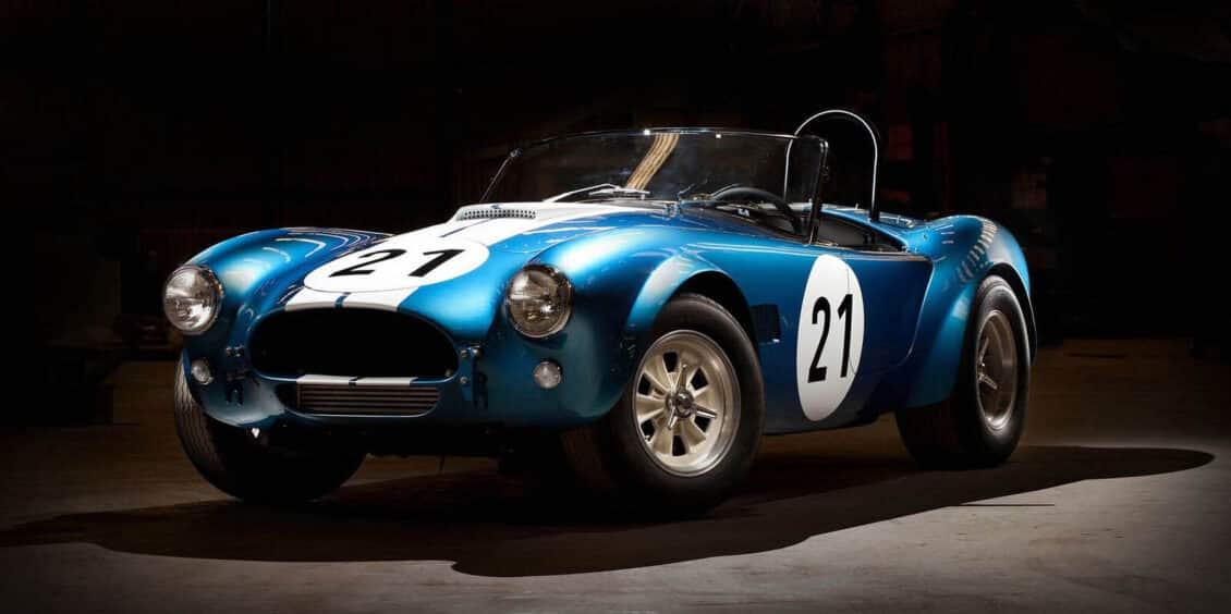 ¿Quieres tener en tu garaje el mítico Shelby Cobra? Ahora puedes hacerte con este 'Bondurant Edition'