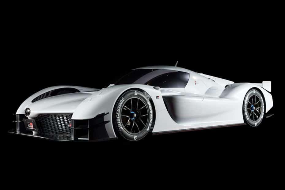Así es el Toyota GR Super Sport Concept: Un prototipo que te hará volver a creer en los 'hypercars'