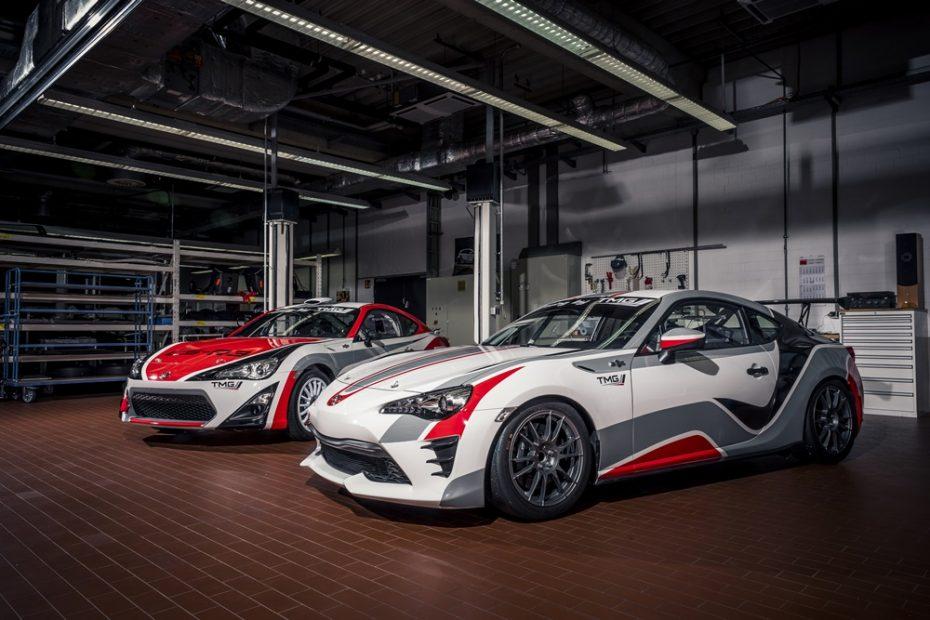 El Toyota GT86 tendrá su propia competición en Europa ¡Y resulta prometedora!