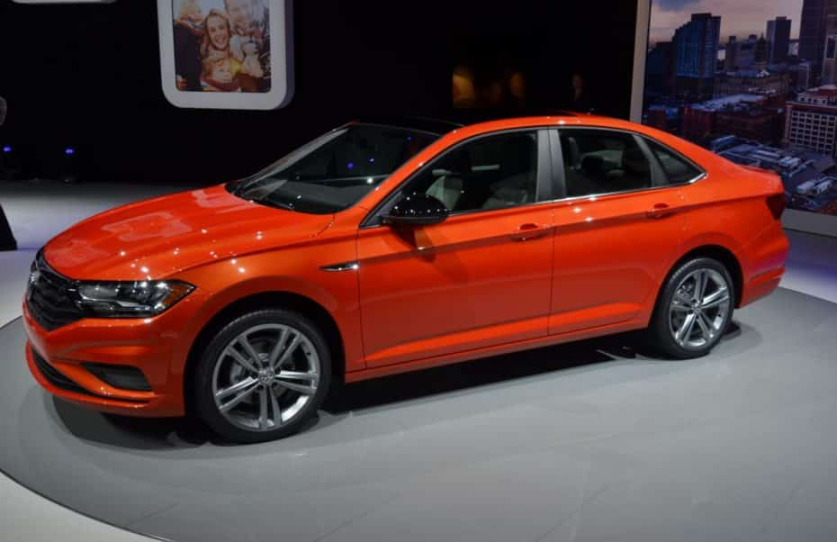 Así es el nuevo Volkswagen Jetta al natural: Todavía no sabemos si llegará a Europa…